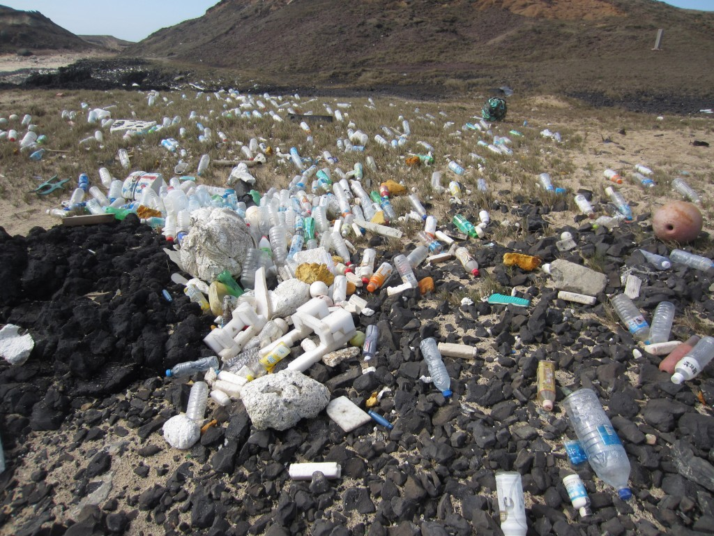 Taiwan's beaches could soon face a lot more trash floating ashore, says a new study