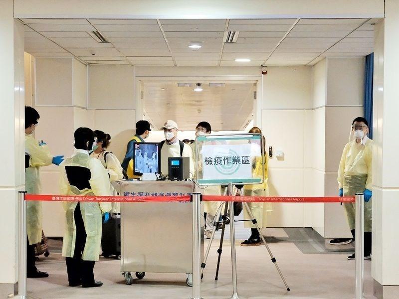 台灣新增一例新冠肺炎境外移入 案604為印尼籍移工