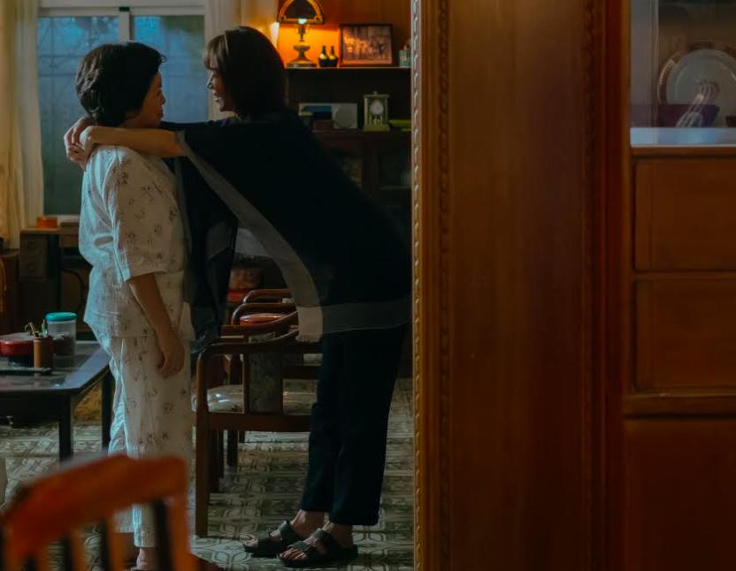 《孤味》是一部充滿愛的電影,蟬聯雙週國片冠軍(圖/電影公司)