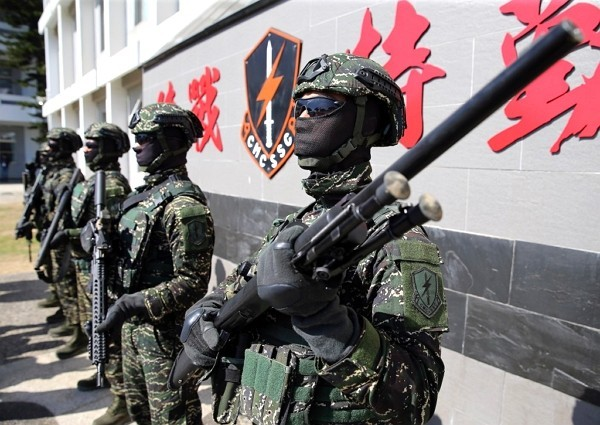Taiwanese military currently implements both voluntary enlistment and conscription.