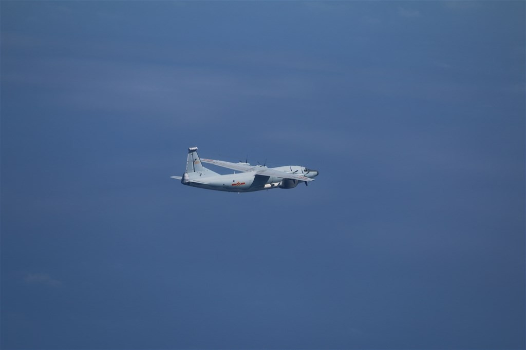 Three Chinese military planes intrude into Taiwan's ADIZ