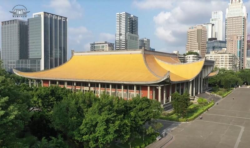 Taipei's Sun Yat-sen Memorial Hall to undergo facelift