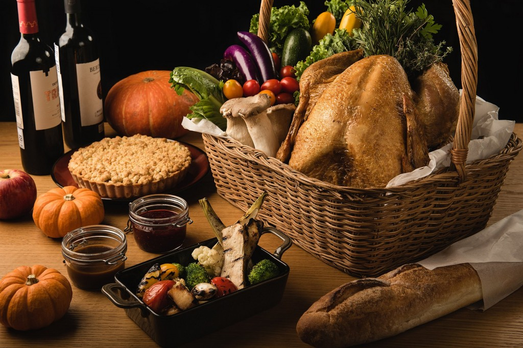 Top Thanksgiving dining options in Taipei for 2020