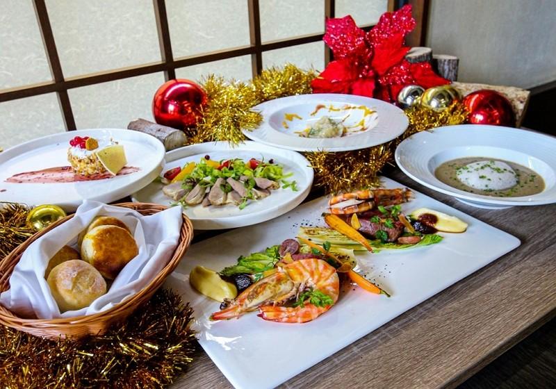 大板根森林溫泉酒店 夢幻聖誕一日遊+跨年活動