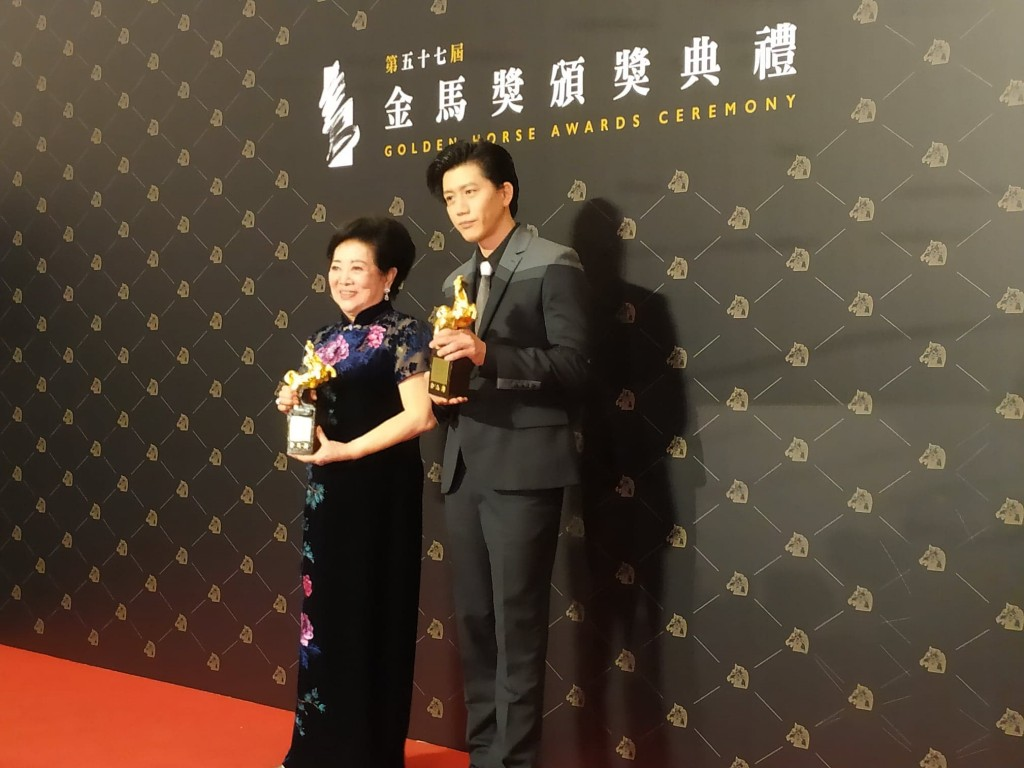 Taiwan's Chen Shu-fang takes best actress at Golden Horse Awards