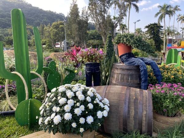 Chrysanthemum show in Taipei opens Friday