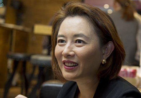 Visiting Professor Shirley Lin (Flipped Educationphoto)