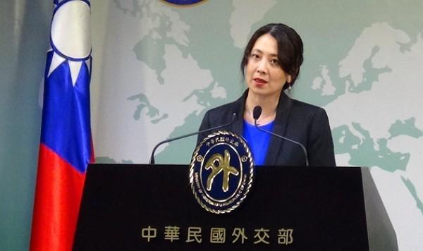 MOFA spokeswoman Joanne Ou.