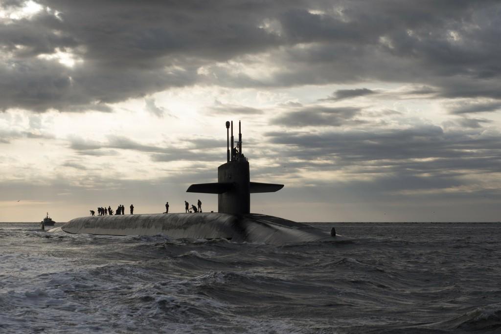 Submarine (Pixabay photo)