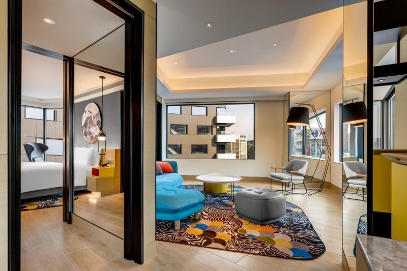 台北大直英迪格酒店「黑五住房專案」每日5間限定開賣