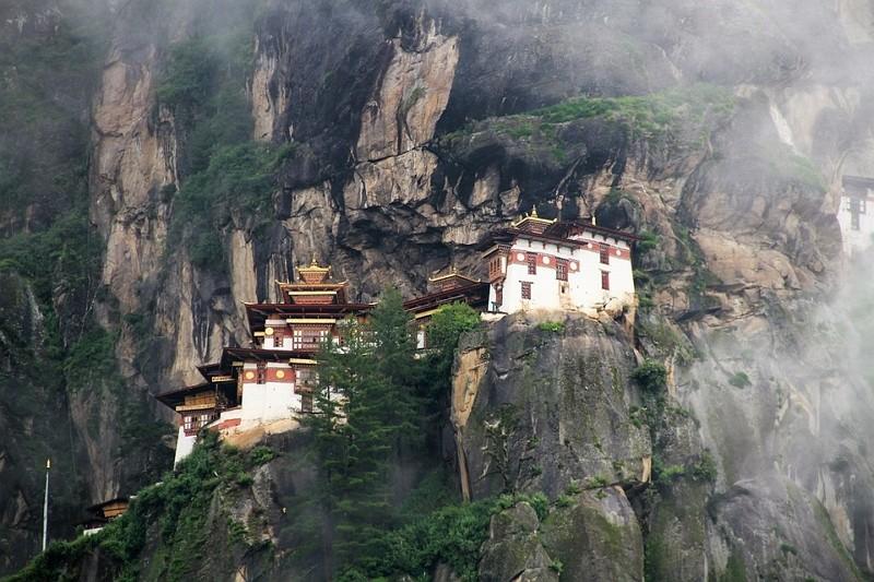 不丹(圖/Pixabay)