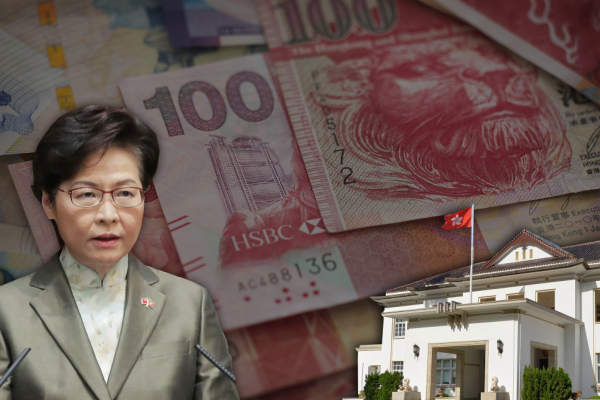 Carrie Lam (AP/Getty Images)