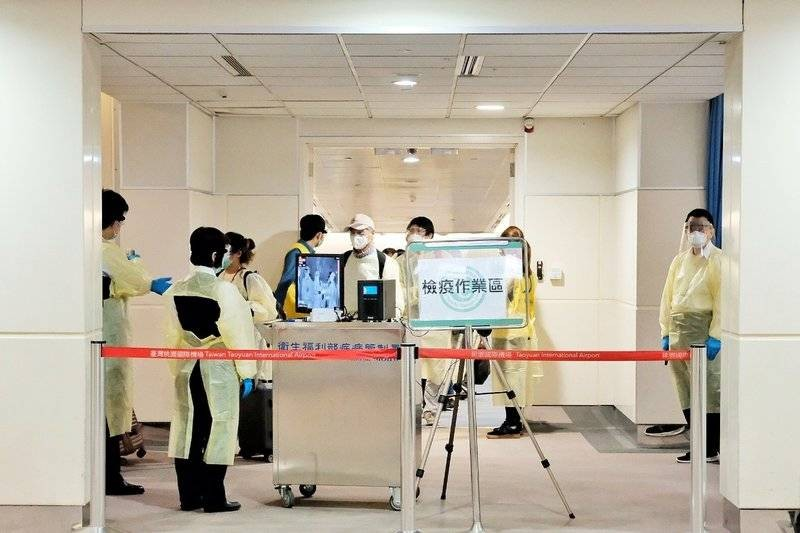 All Taiwan arrivals must submit Covid test results starting today