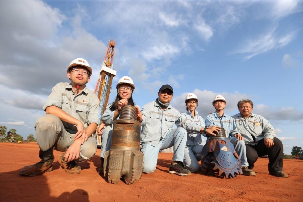 更新【能源自主】台灣中油自非洲查德礦區運回第一船原油 返抵高雄大林廠