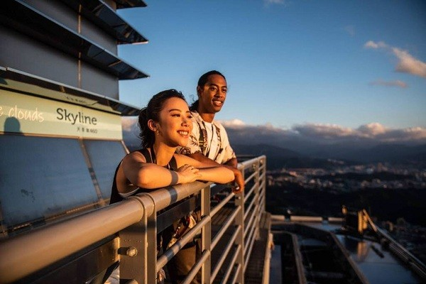 Taipei 101 to open top floor for sightseeing next year