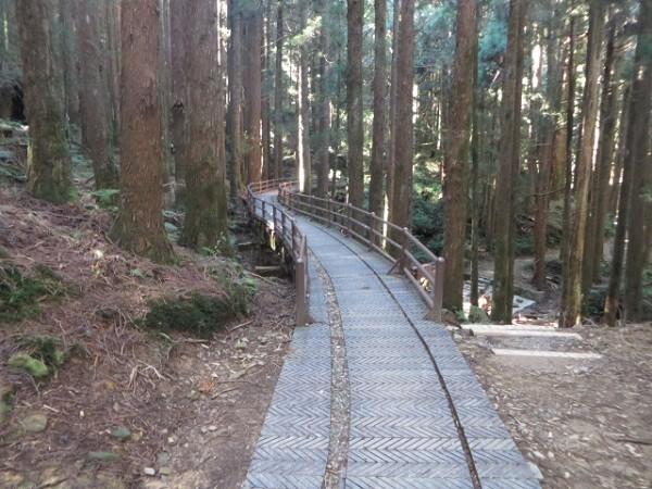 Tefuye Historic Trail (Taiwan Tourism Bureau photo)