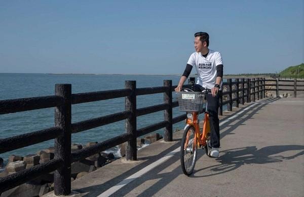 Taiwan's Hsinchu to connect coastline with Miaoli County by bikeway