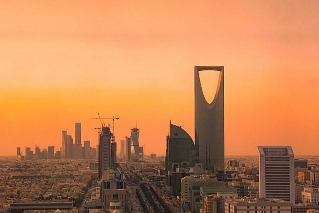 沙烏地阿拉伯首都利雅德(照片來源:Wikimedia Commons)