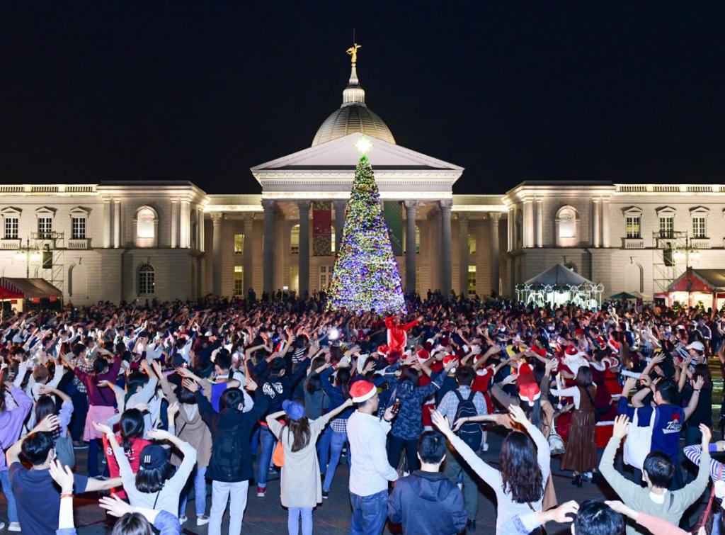 奇美博物館聖誕舞會將連兩週登場(圖/官方)