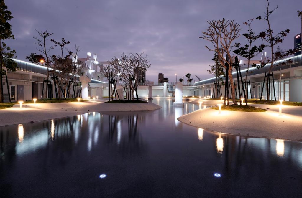 河樂廣場奪台灣光環境獎(照片由MVRDV及都市里人提供)