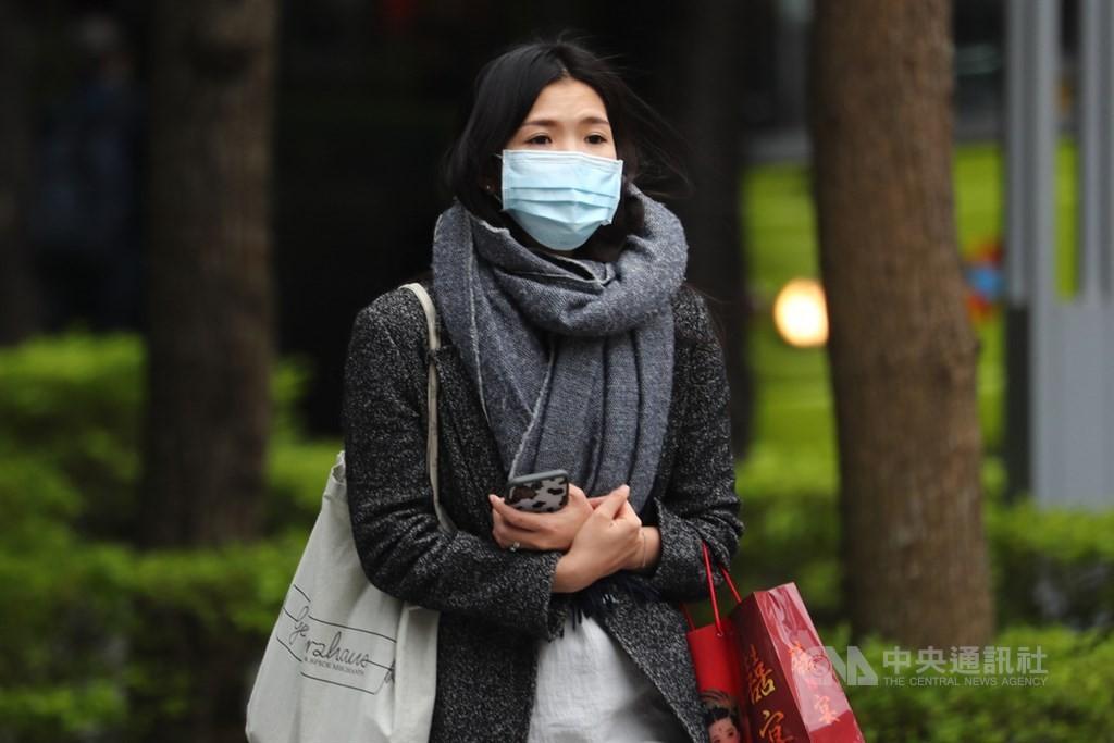 急凍12度 !這天短暫回暖後又將變冷 今明污染物南下 南台灣空品「紅色警示」