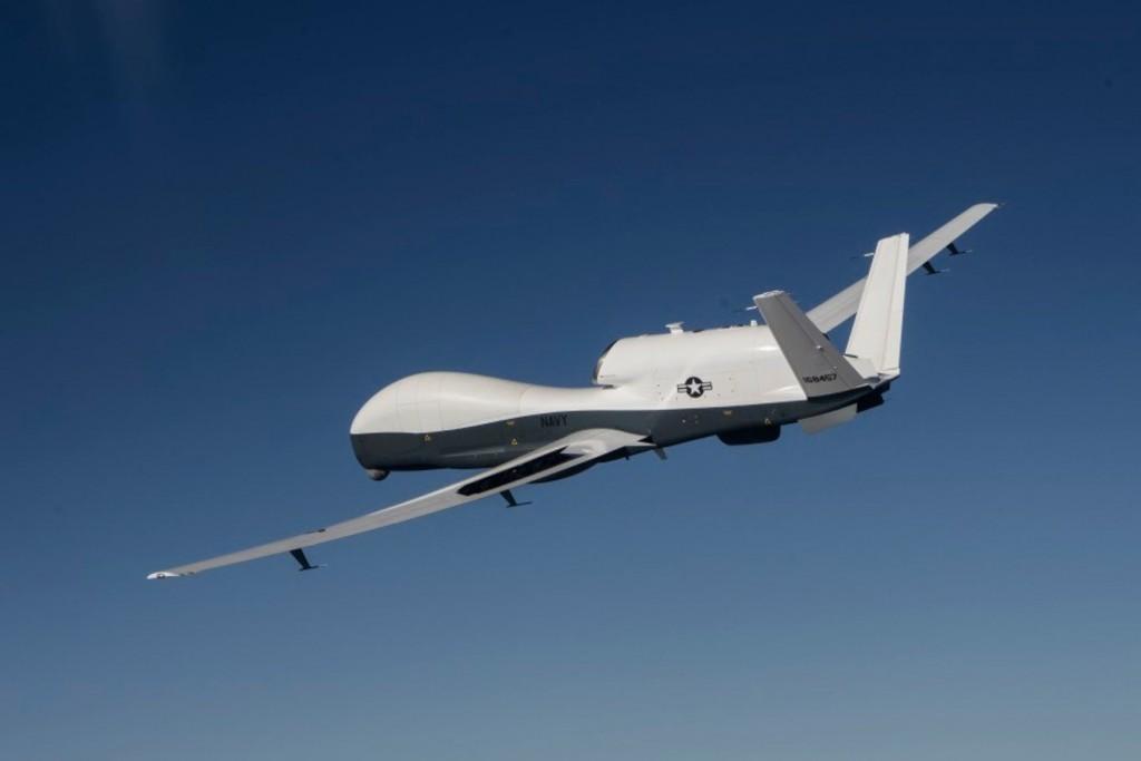 MQ-4C Triton. (Twitter,Konflikte&Sicherheit photo)