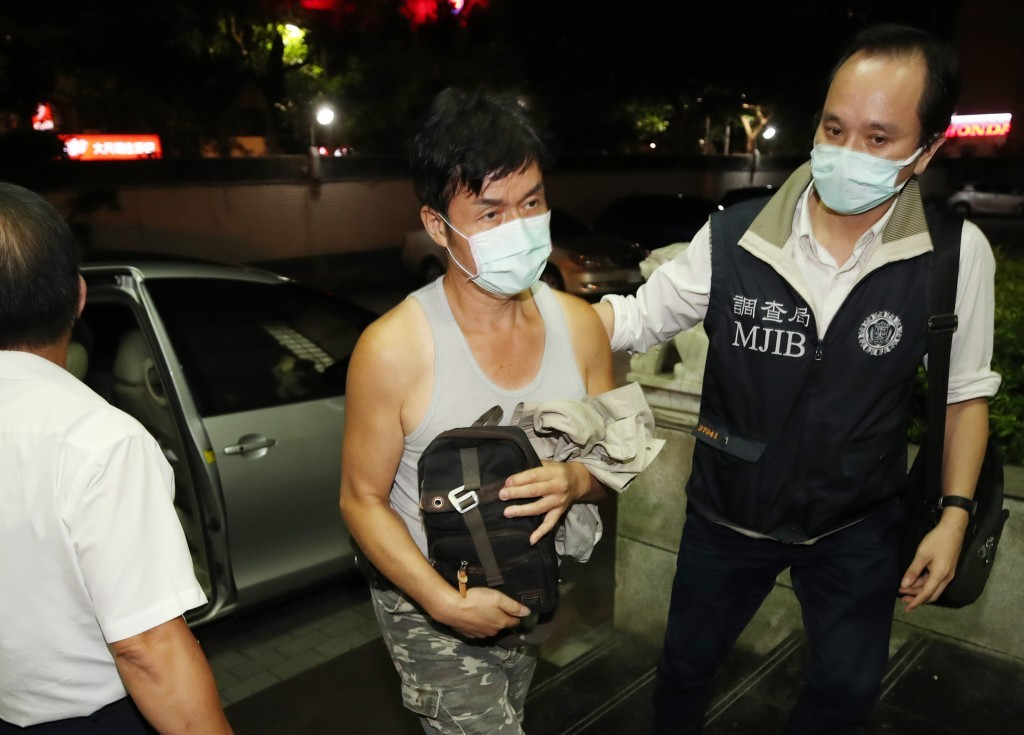 Carry Mask chief Lin Ming-chin in September