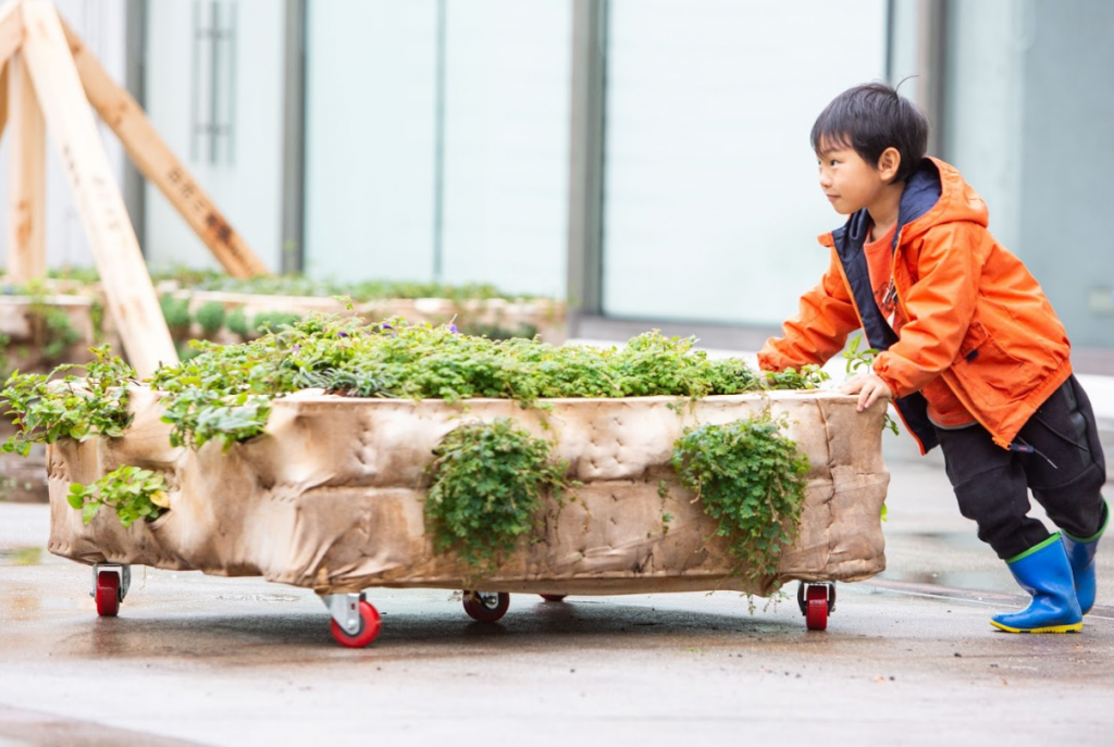 「第11號衛星—牠它星球」自即日起台北市立美術館兒童藝術教育中心展至2021年4月11日(圖:北美館)