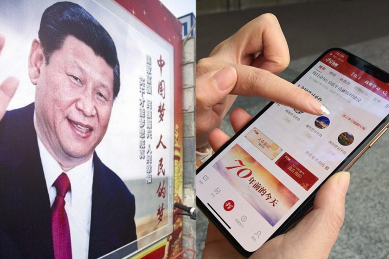 China's losses were Xi's gain in 2020