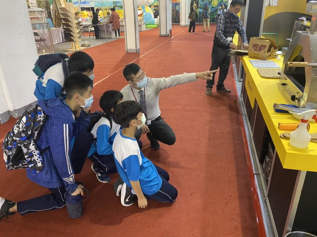 中科院參與資訊月臺南展   展現多元科研成果