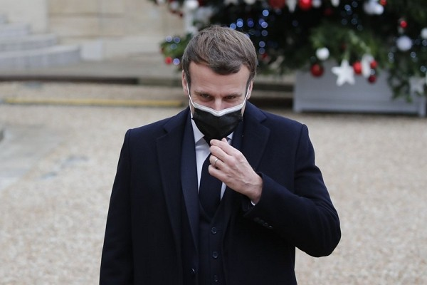 French President Emmanuel Macron has tested positive for COVID-19, the presidential Elysee Palace announced on Thursday.