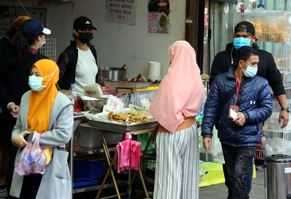 Taiwan continues entry ban on Indonesian migrant workers.