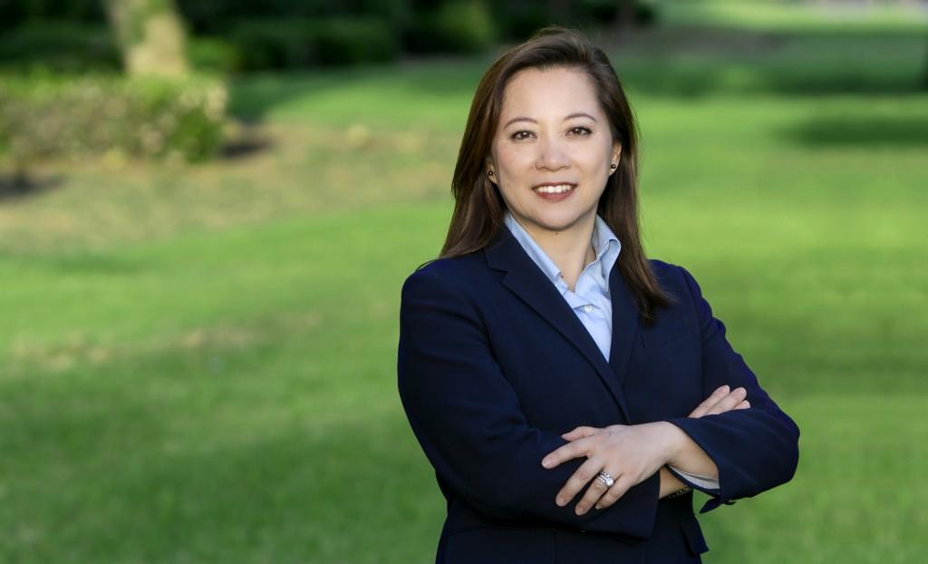Yorba Linda Mayor Peggy Huang (CNA, Peggy Huang photo)