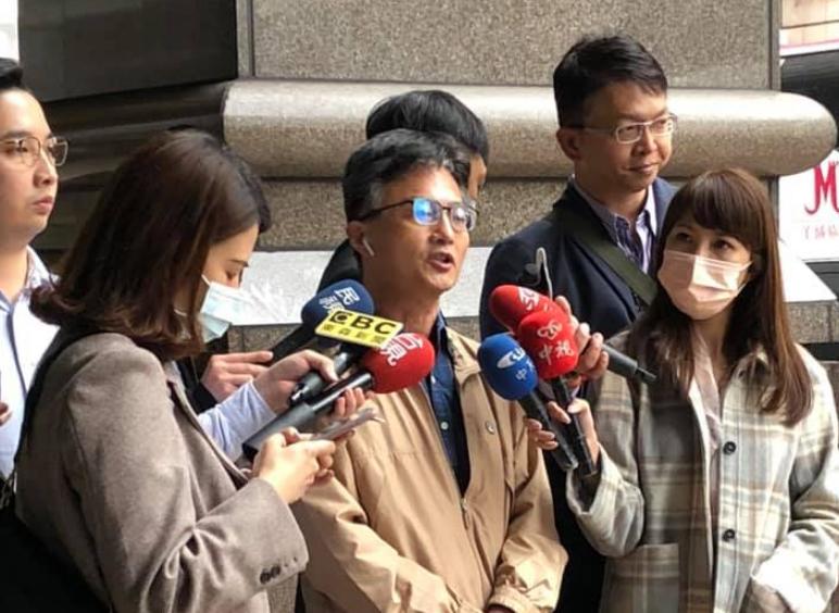 林濁水回應蘇偉碩將申請總統蔡英文當反萊豬被告證人(圖/蘇偉碩臉書)