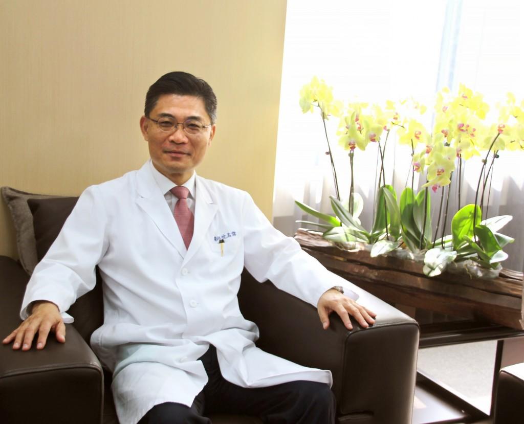 NCKUH Superintendent Shen Meng-ru.