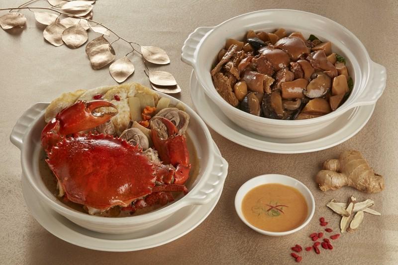 台北寒舍艾美酒店 「滋暖湯品」熱騰騰上桌