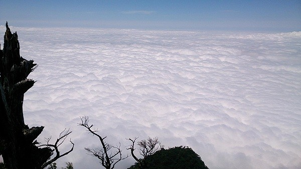 Beidawu Mountain (Facebook, 郭文全 photo)