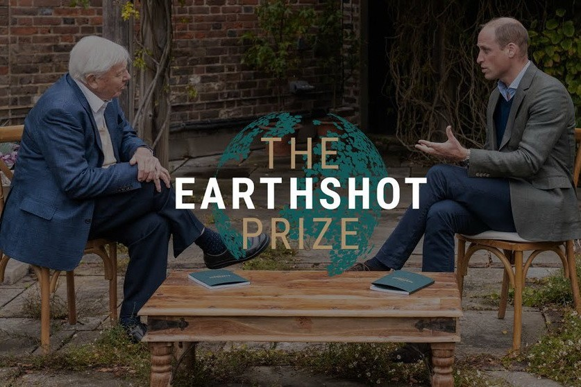 Taiwan's NCKU to nominate recipients for Prince William's Earthshot Prize