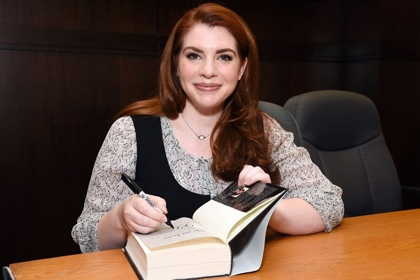 Twilight author Stephenie Meyer. (Twitter photo)