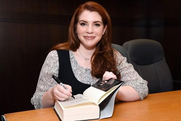 Twilight authorStephenie Meyer. (Twitter photo)