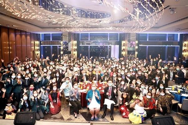 "The ""Youth Leadership in Post COVID-19 Era"" seminar takes place in Taipei Dec. 29. (MOFA photo)"