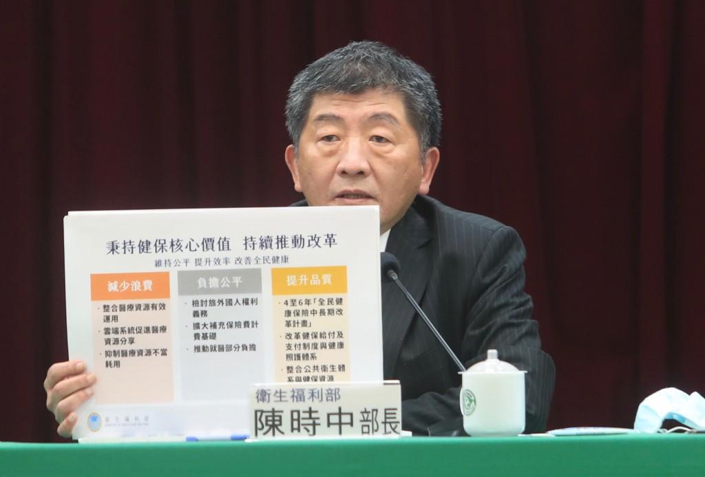 【迎接2021】第一批萊豬何時叩關台灣?! 陳時中:「明天絕對不會有」