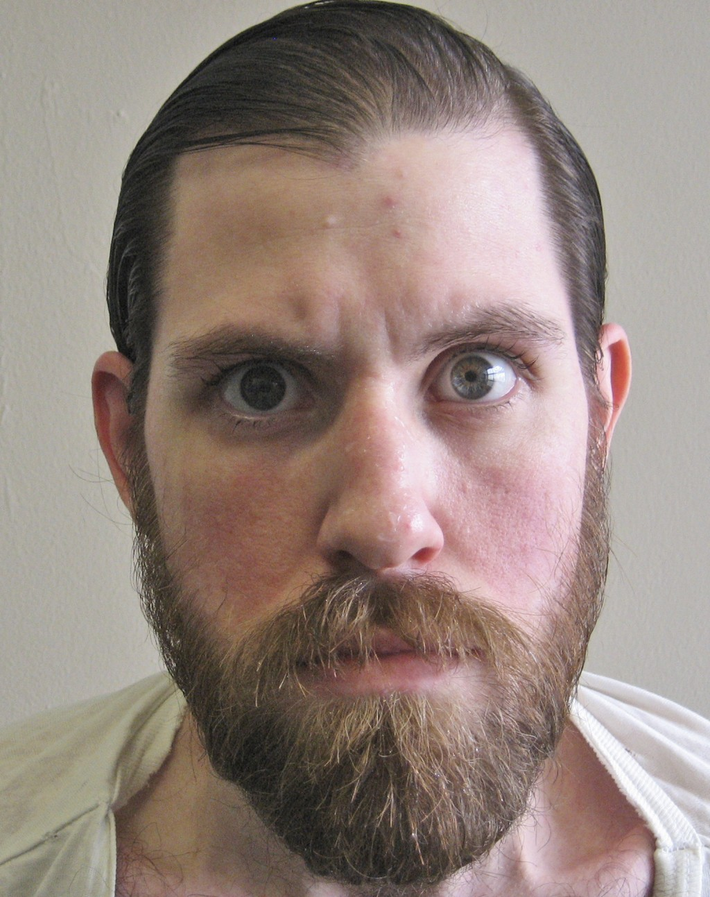 FILE - This undated file photo provided by the Virginia Department of Corrections shows convicted murderer William Morva, at the Greenville Correction...