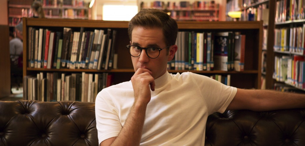 """This image released by Netflix shows Ben Platt in a scene from """"The Politician."""" The program was nominated for a GLAAD Award for outstanding drama ser..."""