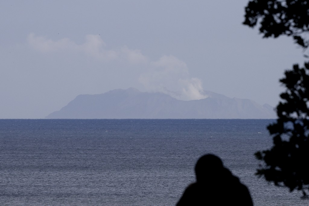 GeoNet resumes volcano cam feed, one month on from Whakaari/White Island tragedy