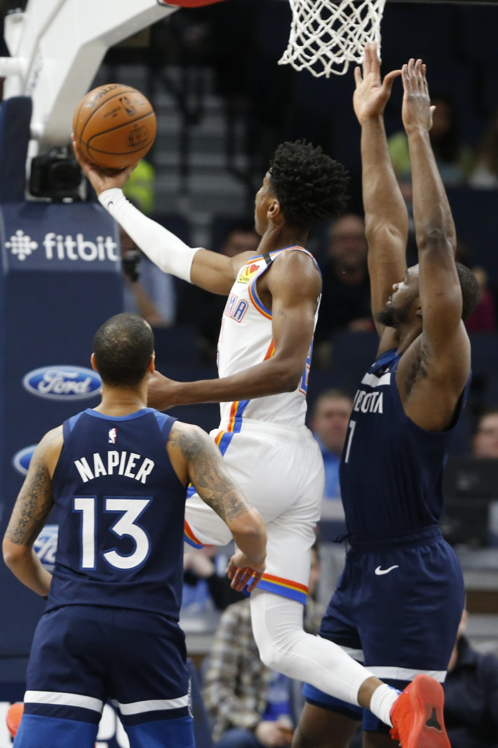 Gilgeous Alexander S First Triple Double Lead Taiwan News