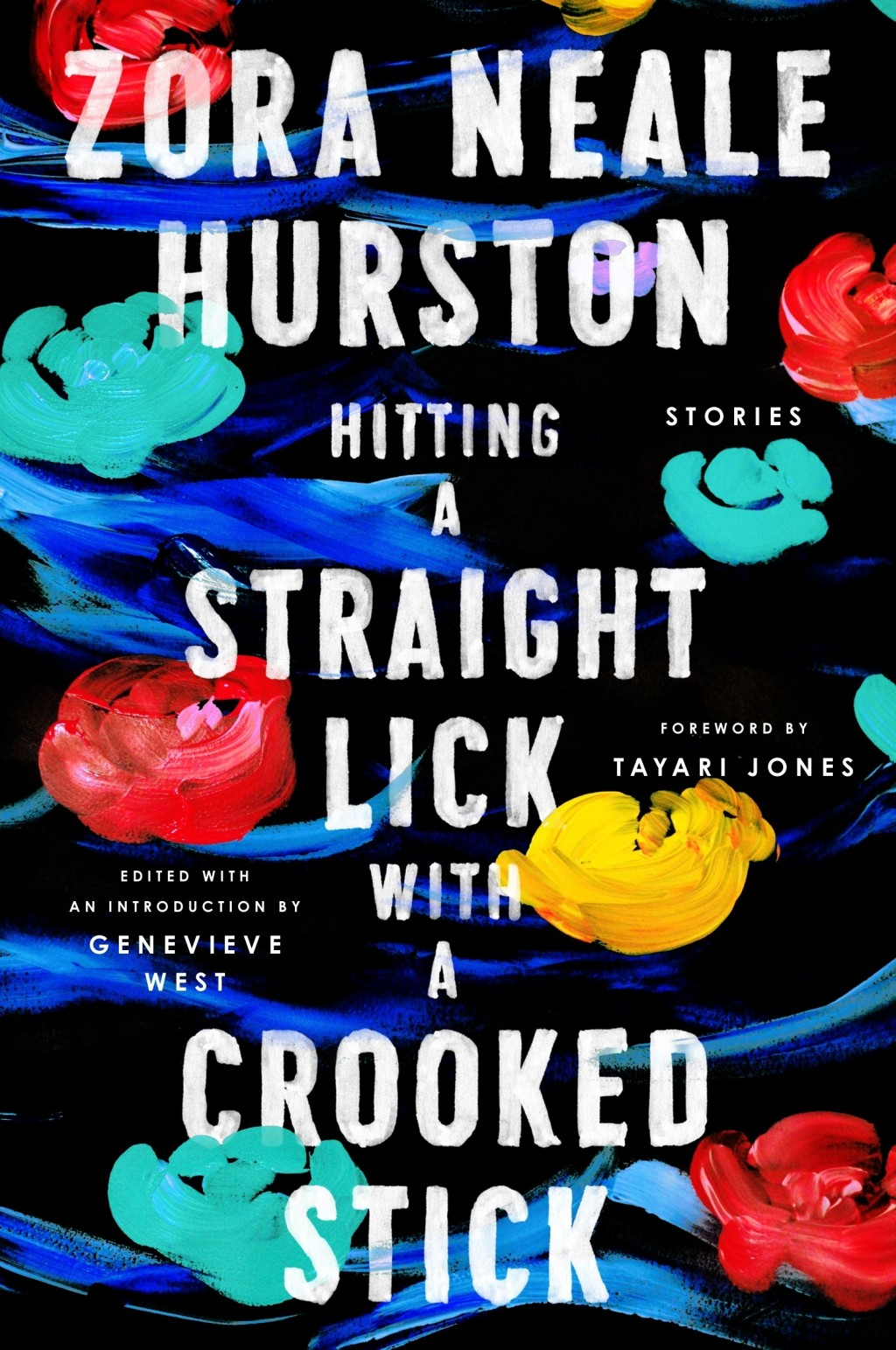 "This image released by Amistad shows the cover of ""Hitting a Straight Lick with a Corrked Stick,"" by Zora Neale Hurston. (Amistad via AP)"