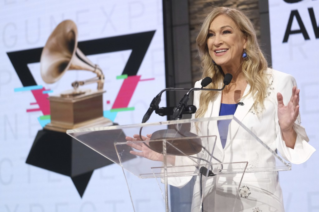 Grammys chief Deborah Dugan suspended after misconduct allegation