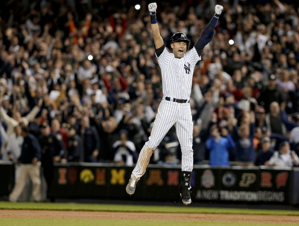 Derek Jeter Might Receive Unanimous Votes for Baseball Hall of Fame Induction