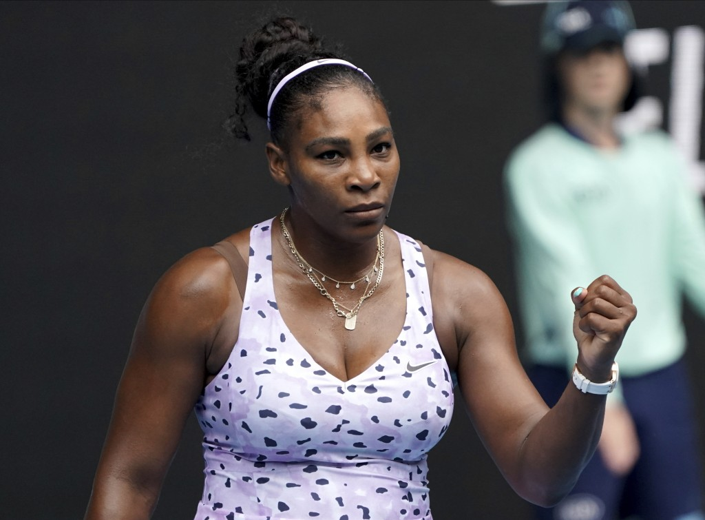 Serena Williams blames Australian Open exit on unforced error count